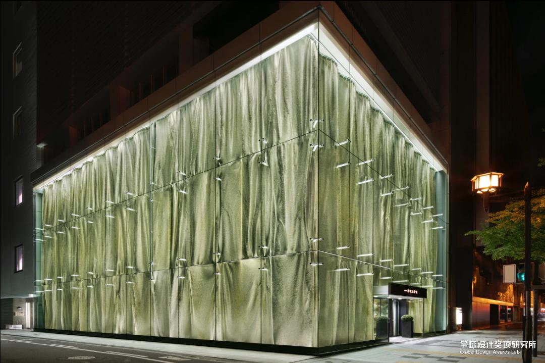 盘点荣获A+Awards 大奖的展厅/零售作品:商业设计如何崭露头角?