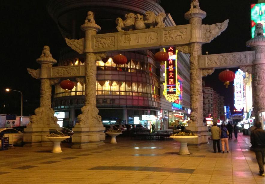 老南京人爱去的美食街,长330米却云集百种名小吃,不是夫子庙