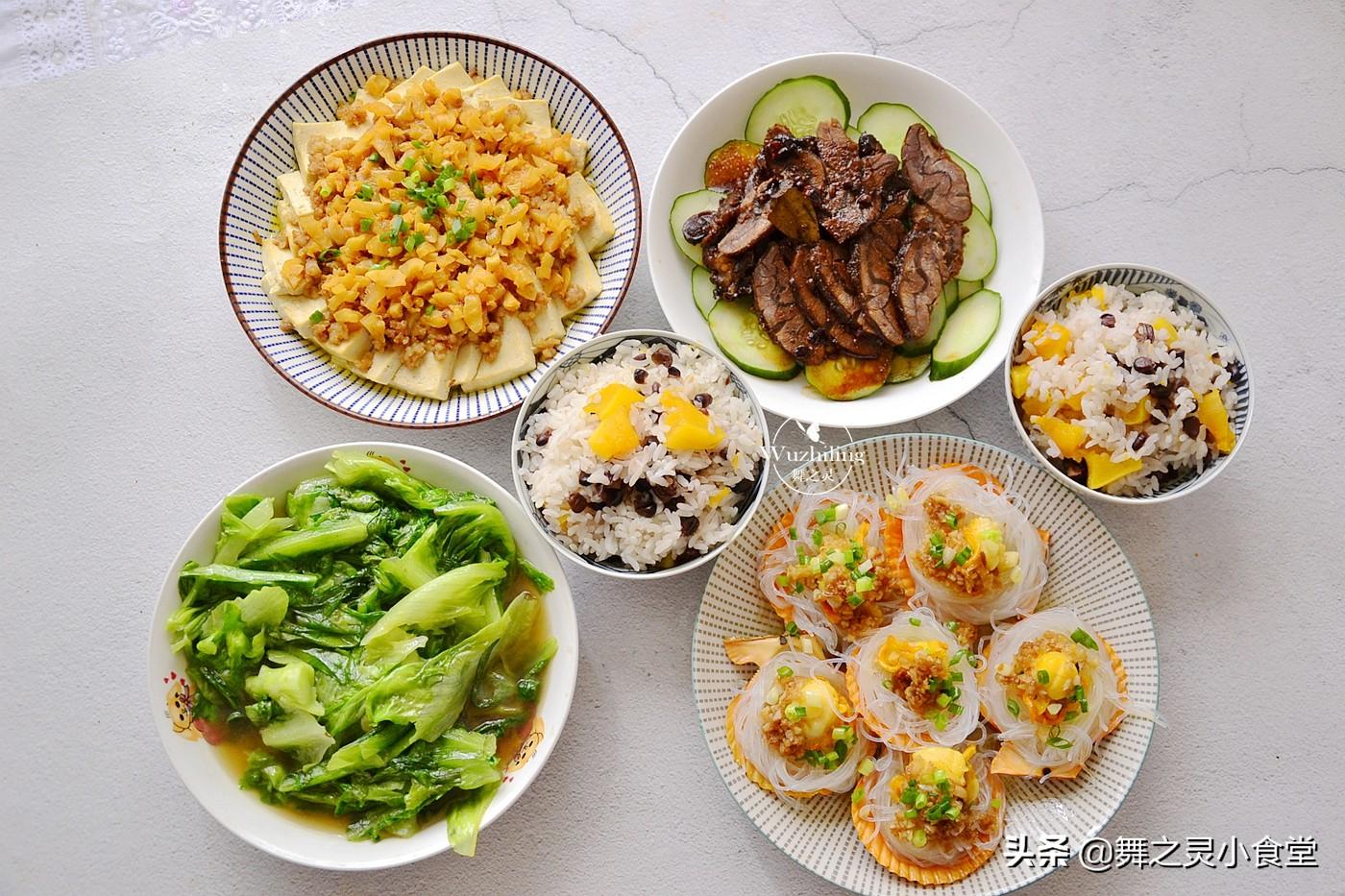 为高考生精心准备的午餐,健康又营养 午餐 第1张