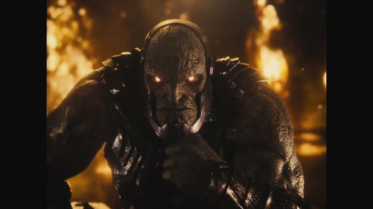 扎导版《正义联盟》:超人黑化、女侠火葬、海王战死,暗黑到极致