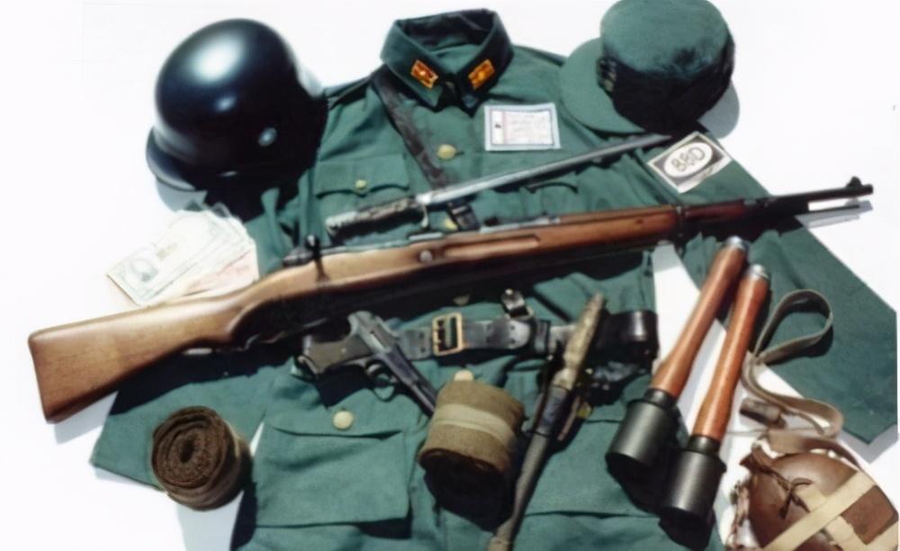 抗战初期八路军的武器怎么样,真的像歌唱的:没有枪,没有炮?