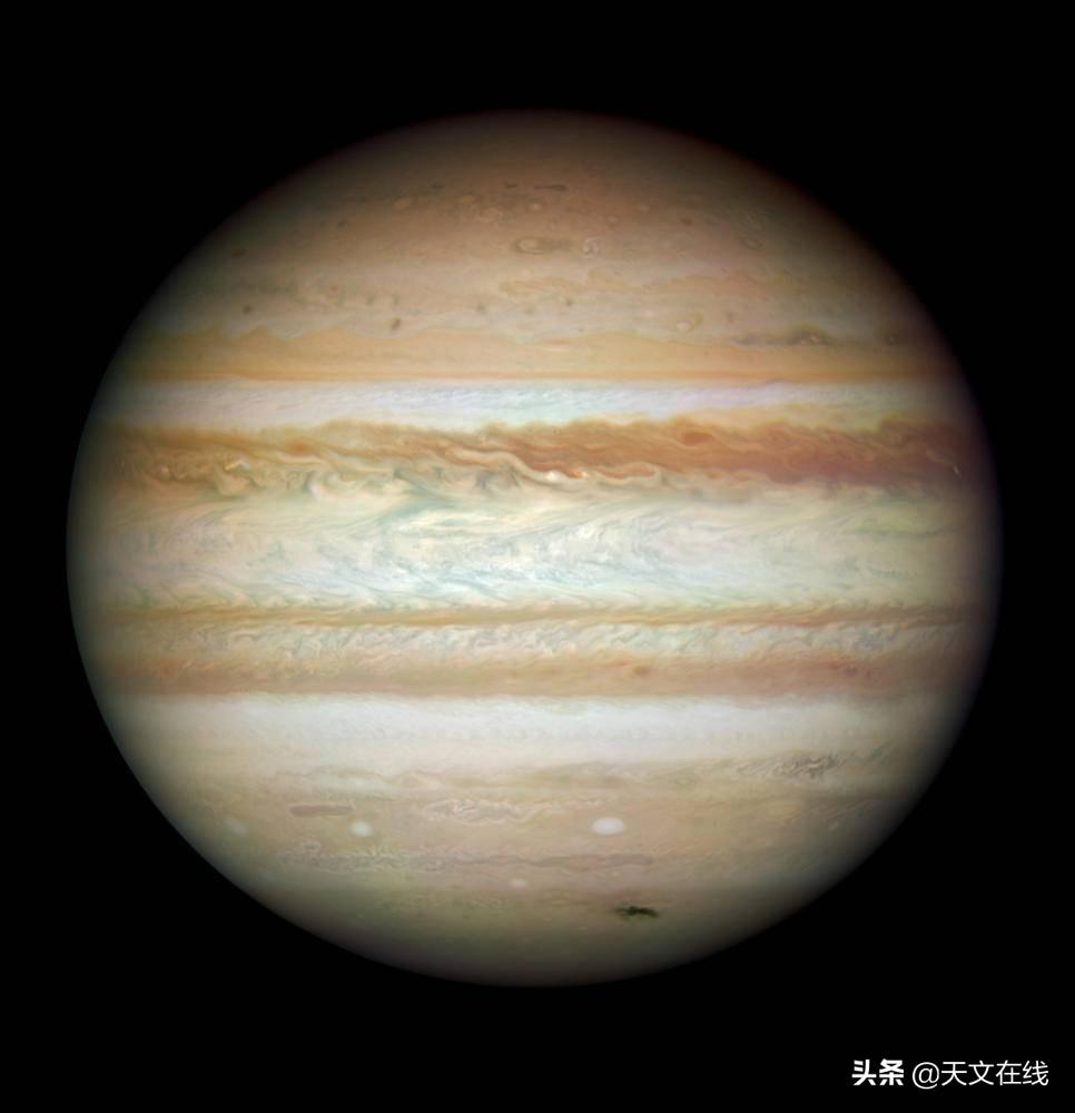 小行星撞击木星的次数比天文学家想象的要多
