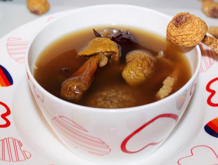 姬松茸瘦肉汤的做法步骤图 营养高贵也值得