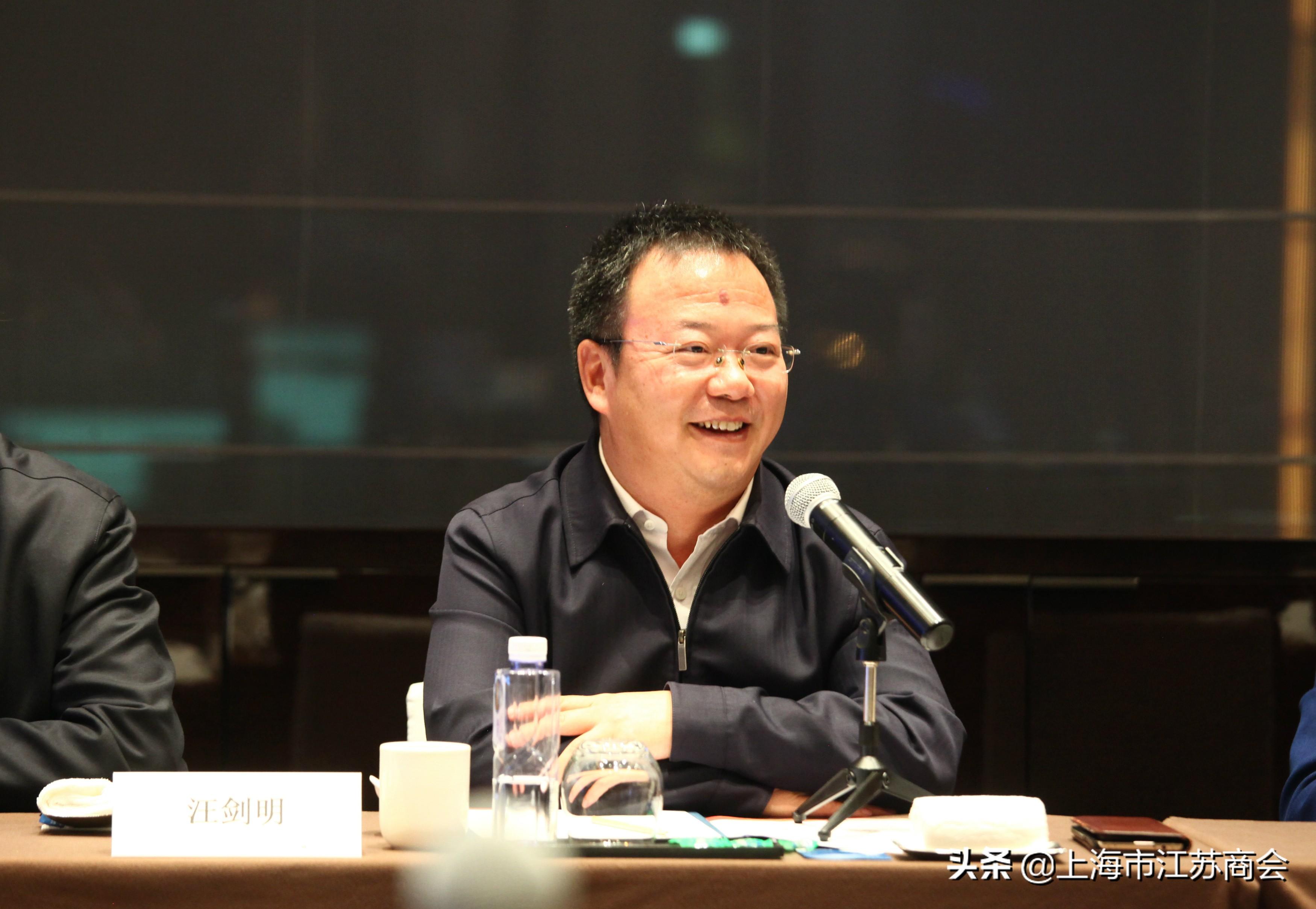 创新 融合 发展—江苏省青年企业家代表团走进天水市江苏商会