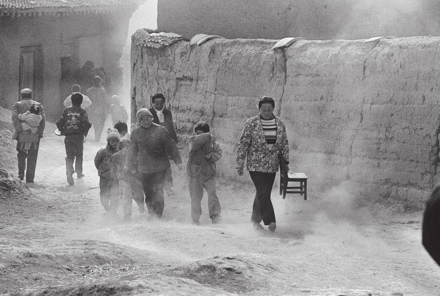 老照片:中国民间的独有风俗