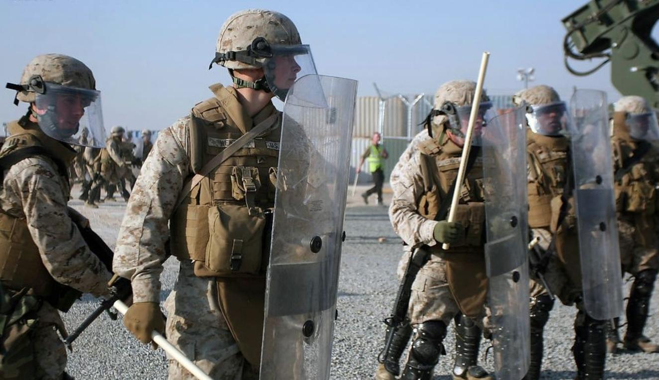 美军高层联合发声:拜登是美军总司令!川普支持者直言:这是军事政变