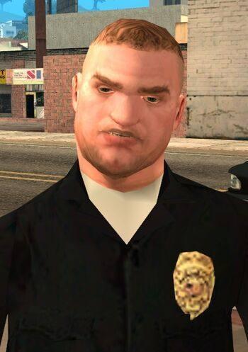 侠盗猎车手系列中的腐败警察