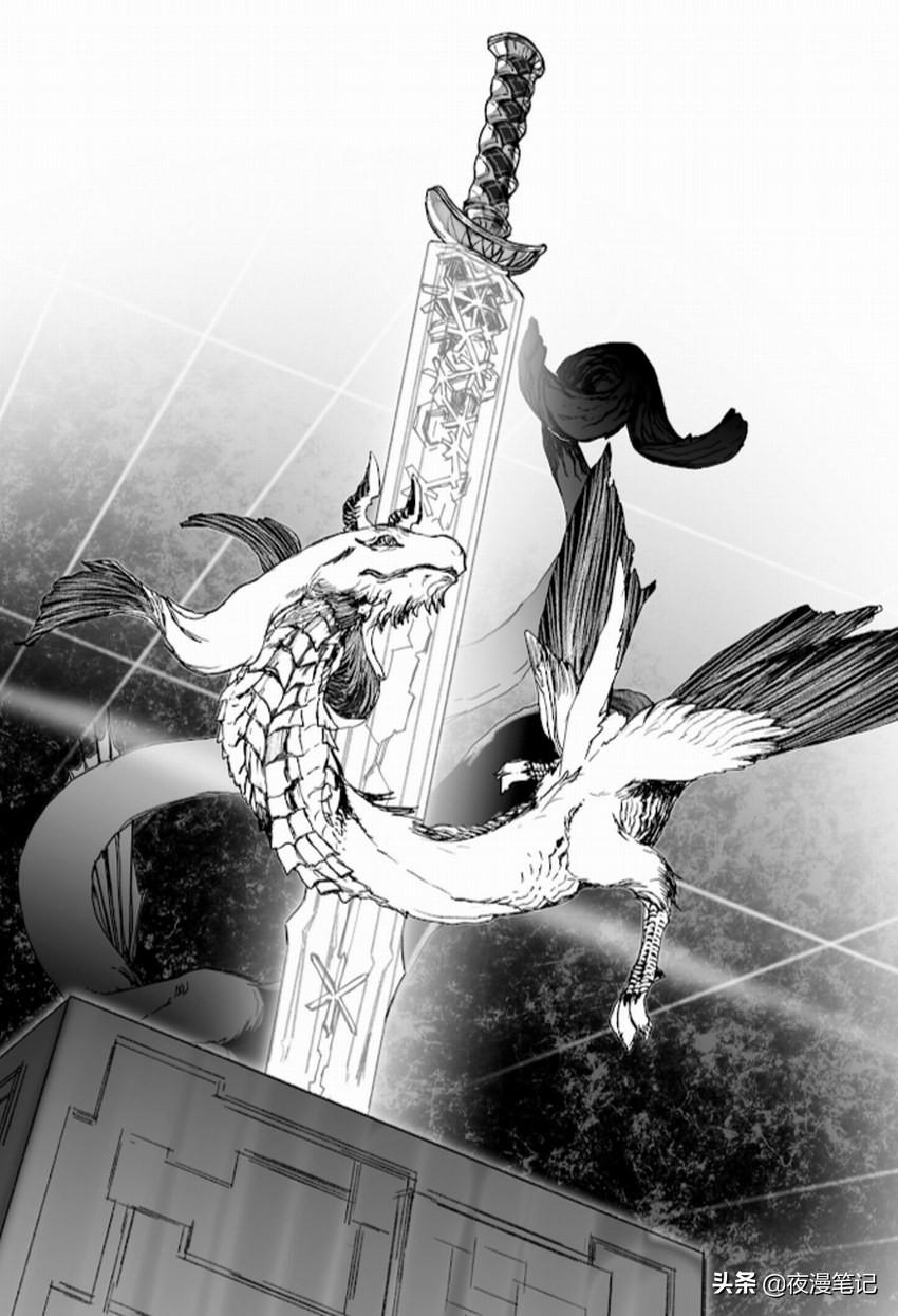 轉生成蜘蛛:蜘蛛子為何讓「勇者」化成灰?只因勇者劍太過強大