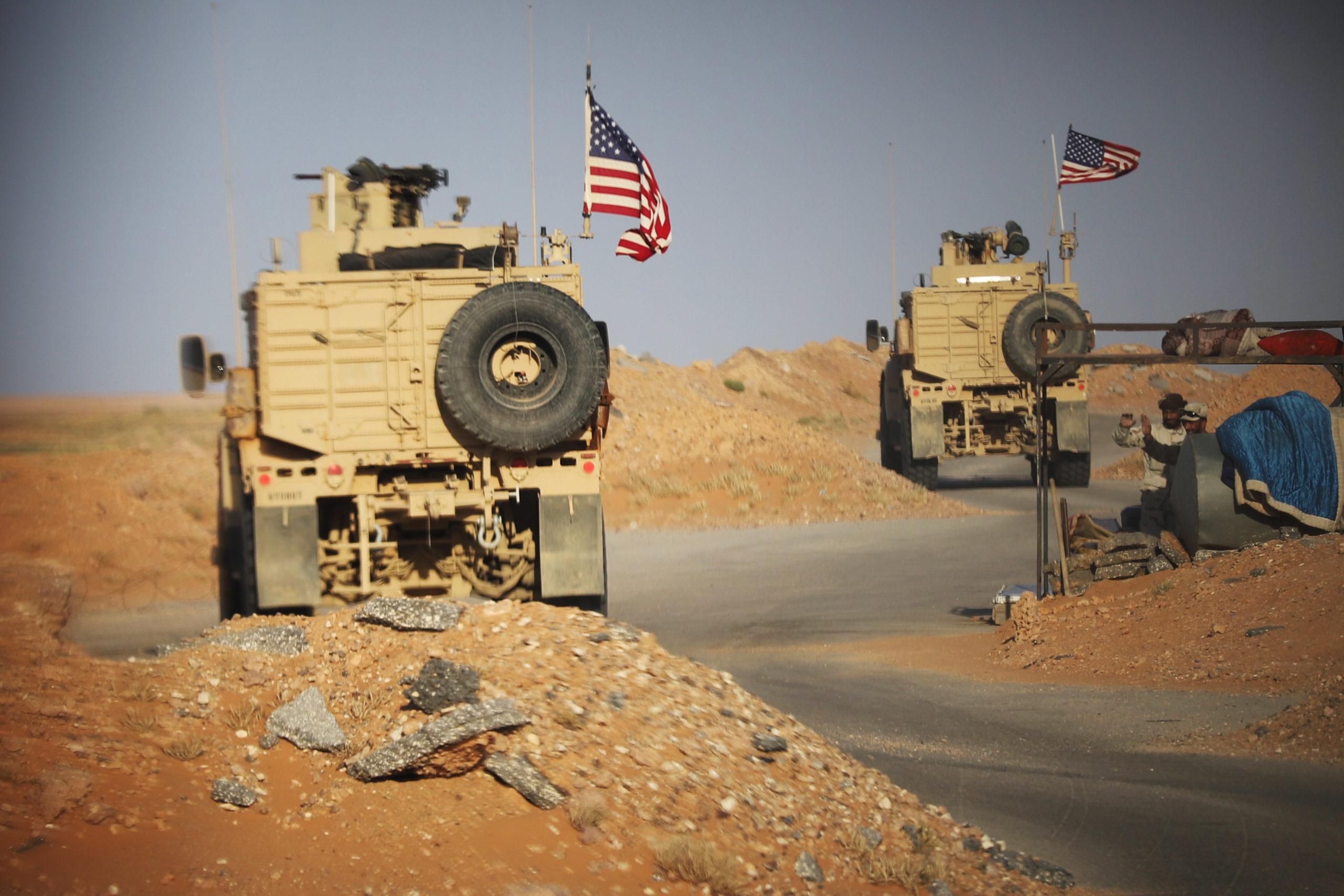 叙利亚刚发表谴责,俄罗斯基地就被炸弹袭击,美国鼓动库尔德下手