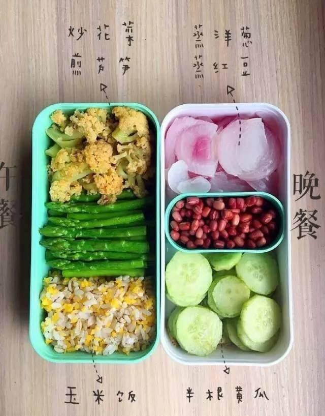 一周减脂餐食谱,每天不重样,一个月可以瘦10斤 减肥菜谱 第6张