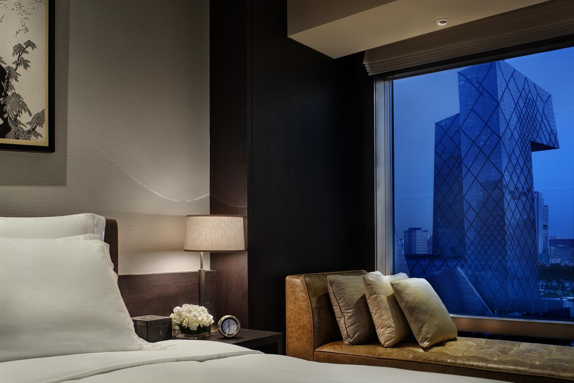北京瑰丽酒店情人节甜蜜礼遇:独家记忆·情满瑰丽