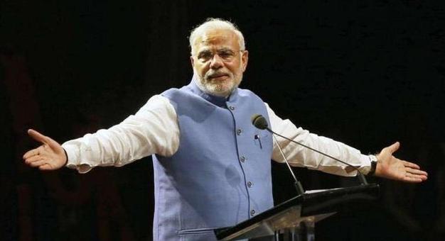 """真敢说!莫迪在联大讲话:印度将共享疫苗""""造福人类"""""""