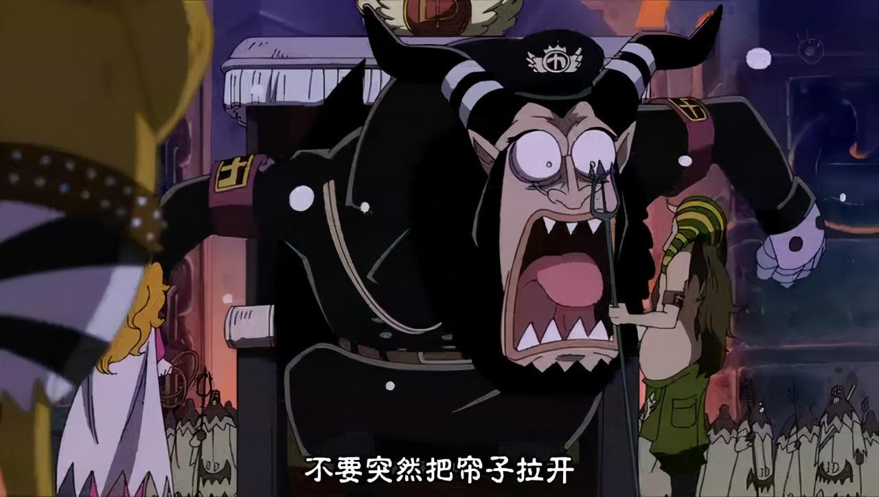 海賊王中的4顆毒屬性果實,毒毒果實強勢,菌菌果實是它的低配版
