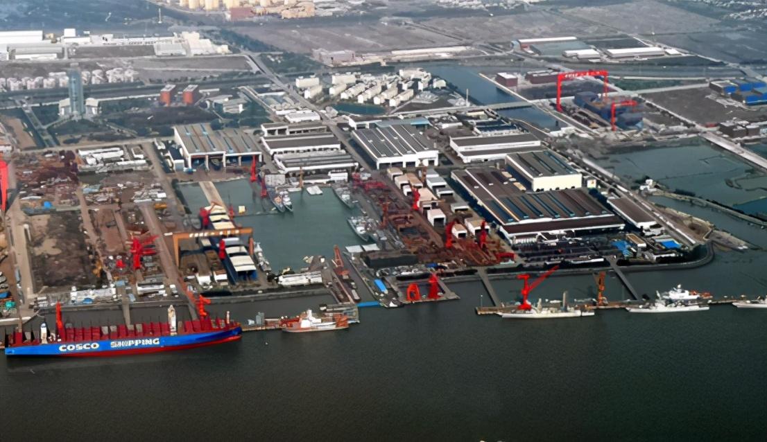 回归世界第一!中国造船业抓住了难得的机遇,掌握了近一半的全球市场份额