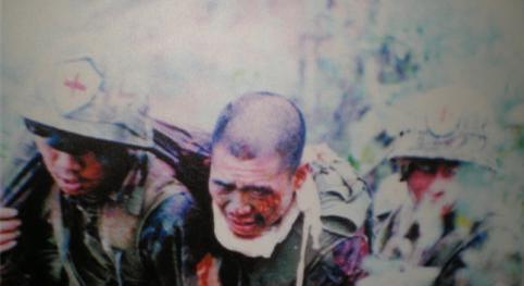 中国人过春节,越军却做了件大事,国人落泪
