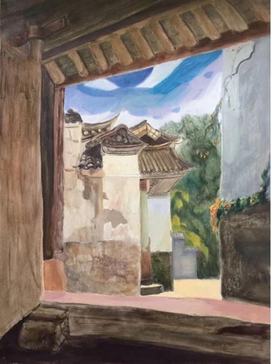 徐志明油画作品展