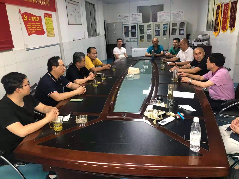 资阳乐至县与绵阳师范学院推动企业科技创新