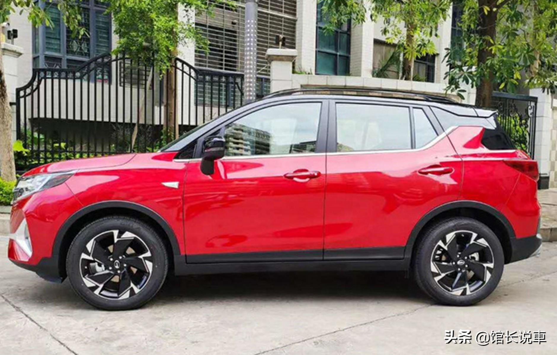 又一国产SUV焕新而来,配四缸1.5T+爱信6AT,竞争缤越