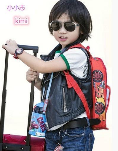 曾經的小Kimi長大了! 能給爸爸林志穎煮麵超能幹,網友:想嫁