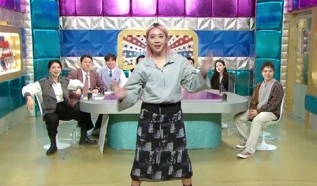 南韓Rapper瘦13kg變女愛豆的秘訣:我靠資本減肥