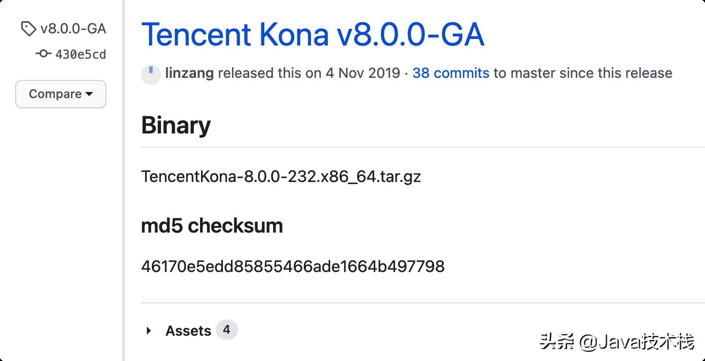腾讯牛逼!终于开源了自家的 JDK——Kona