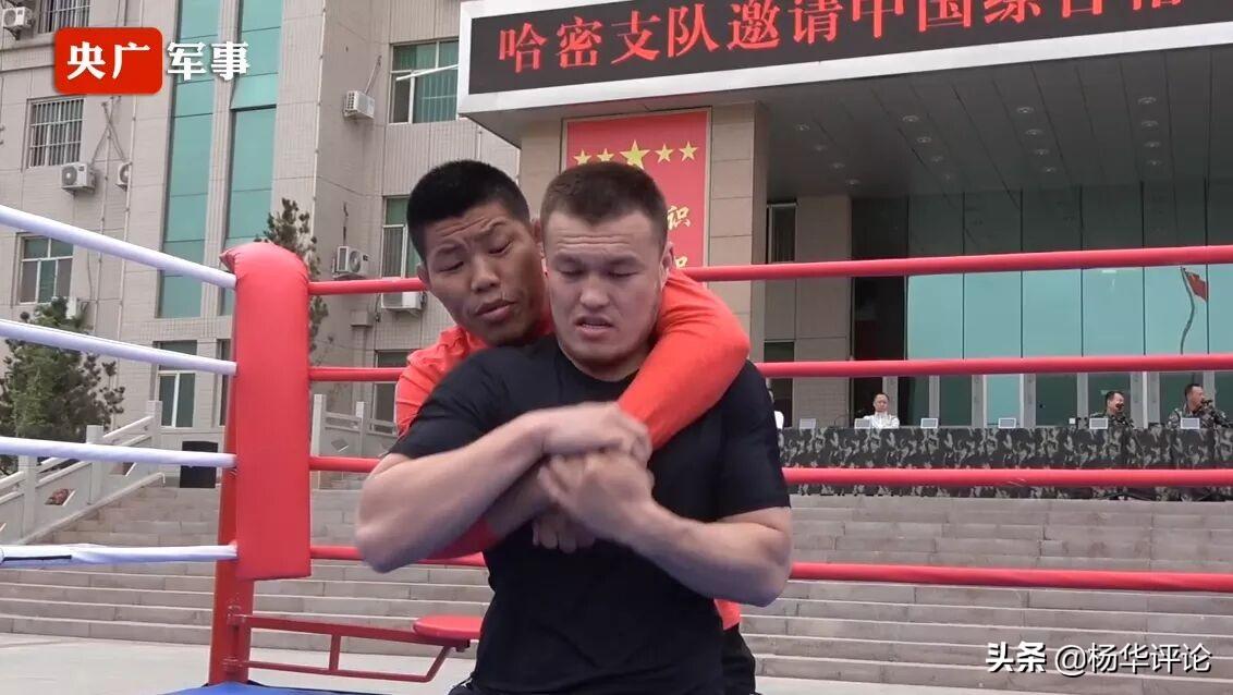 李景亮担任武警教官功德无量,但UFC规则禁忌多,与实战相去甚远