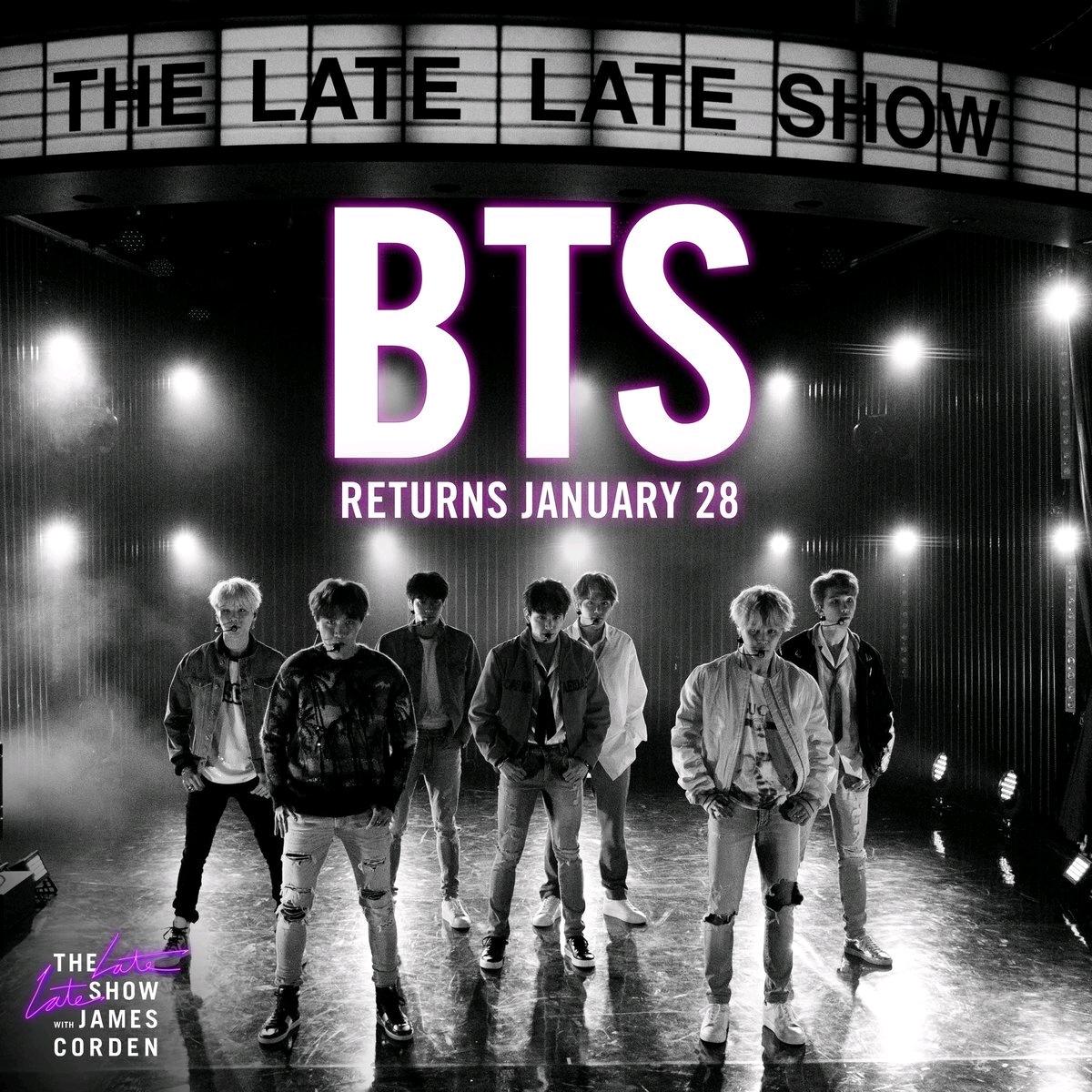 BTS将在美国举办线下演唱会成热议,韩国粉丝们各种羡慕嫉妒期待
