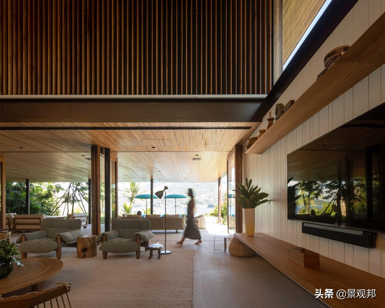 海岛上的大开间住宅:CMA住宅丨Jacobsen Arquitetura