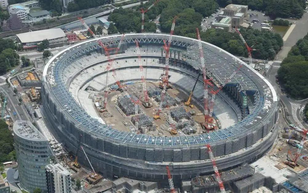 東京奧運會用了哪些化工新材料?