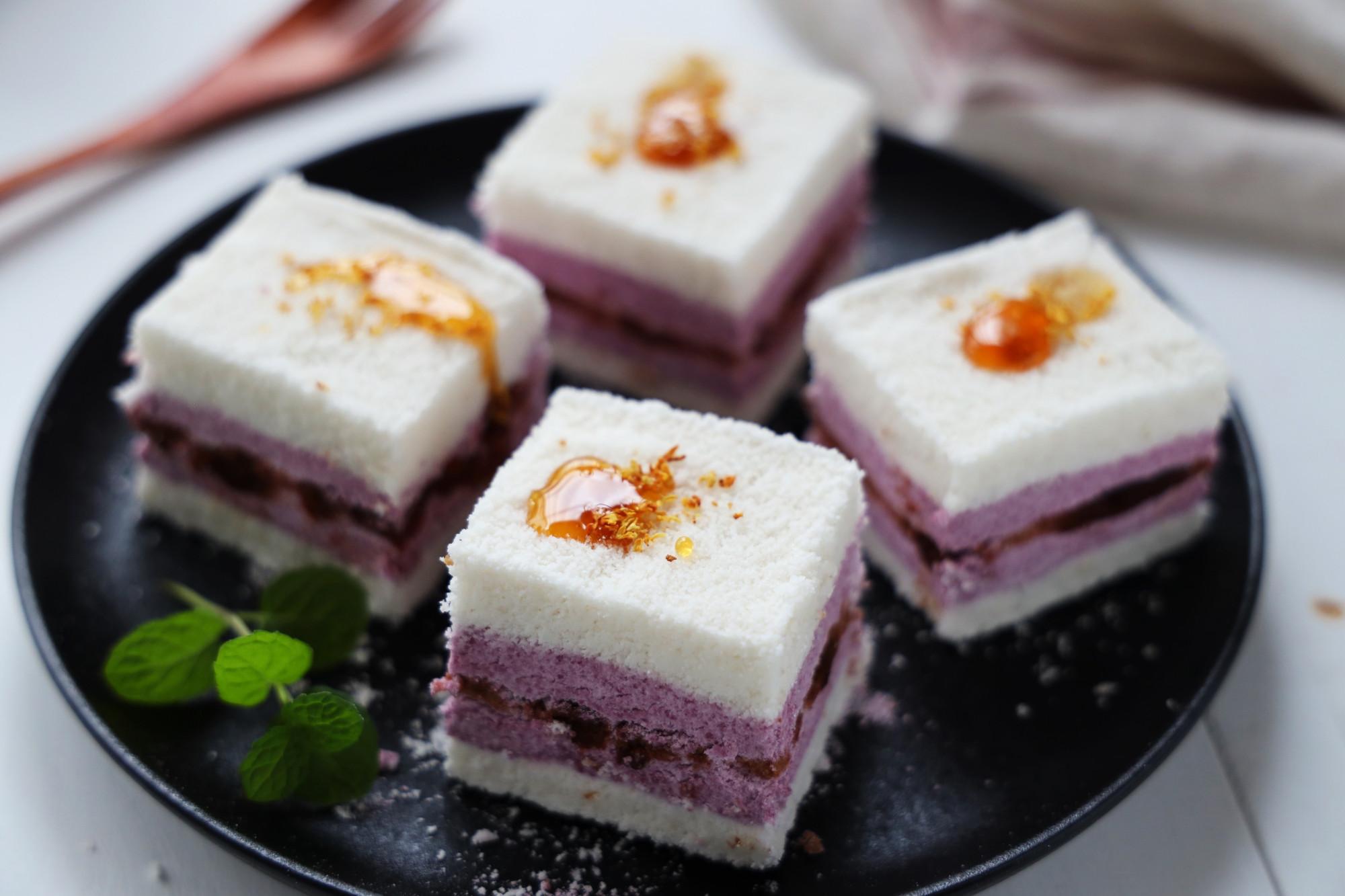 教你做好吃又好看的大米鬆糕,掌握正確方法,在家做幾乎不會失敗