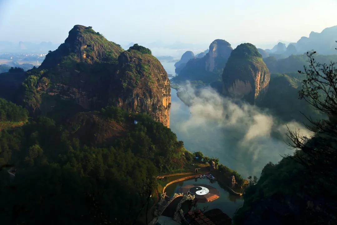 用感官解锁龙虎山的独特美景!真的不一样