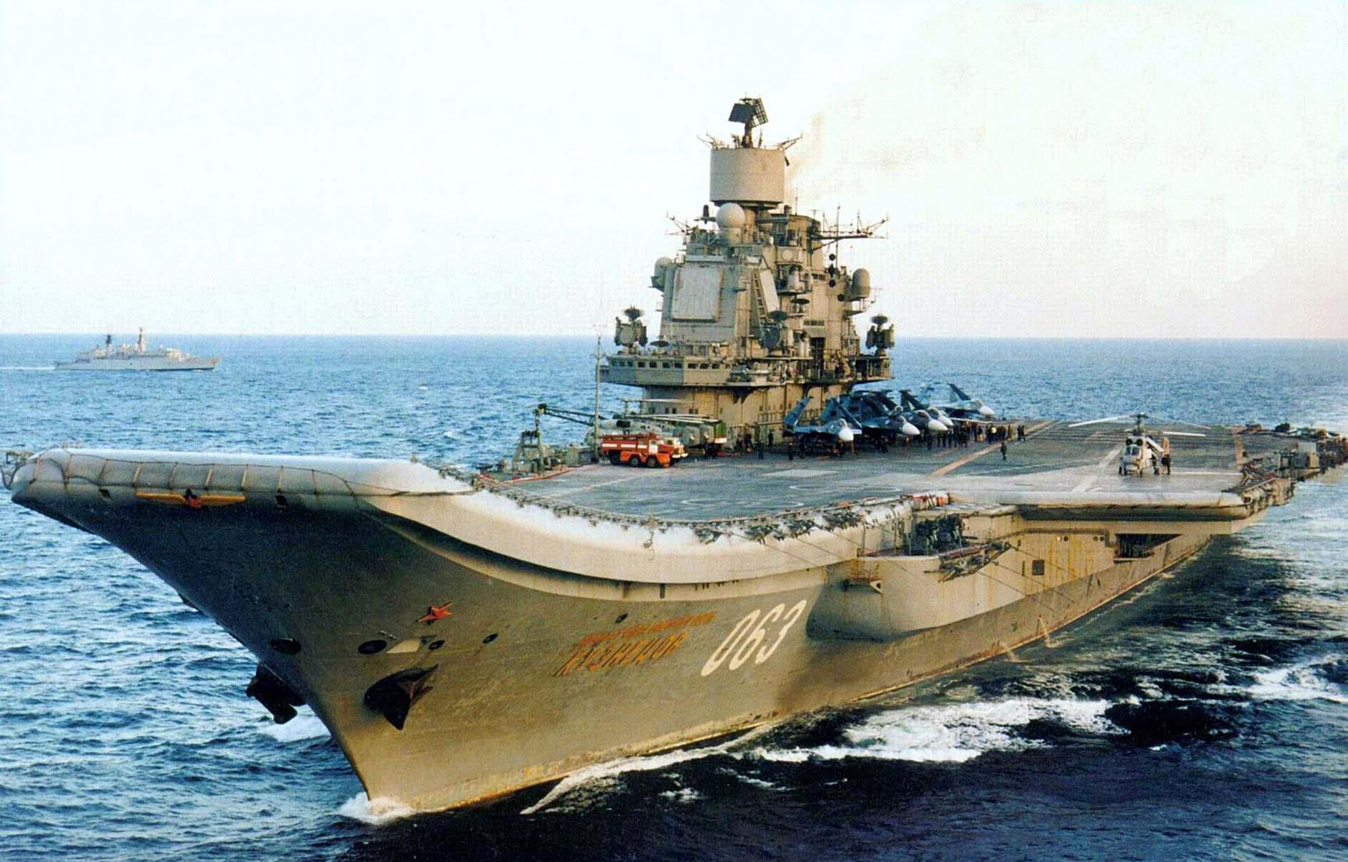 北约认为山东舰并非国产,属于改进版本,俄罗斯专家却并不认同