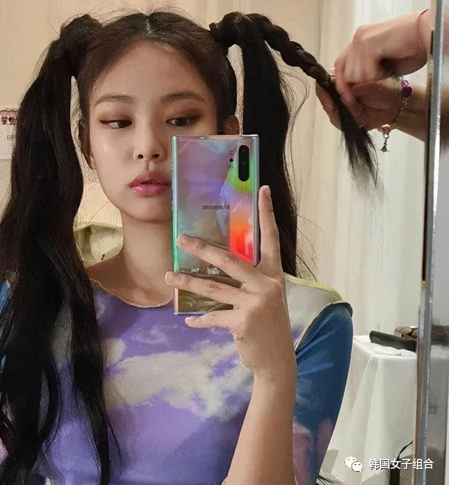 韩网友心中最适合双马尾的女团爱豆是?