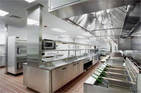 商用厨具的如何分类?