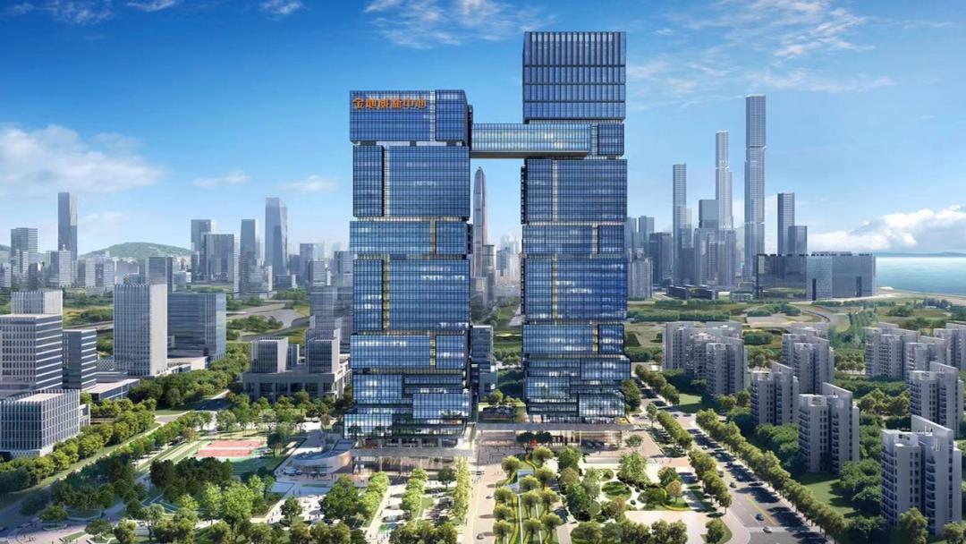 """深圳金地威新中心全球发布 CRTKL硬核打造中国""""南硅谷""""新样本"""