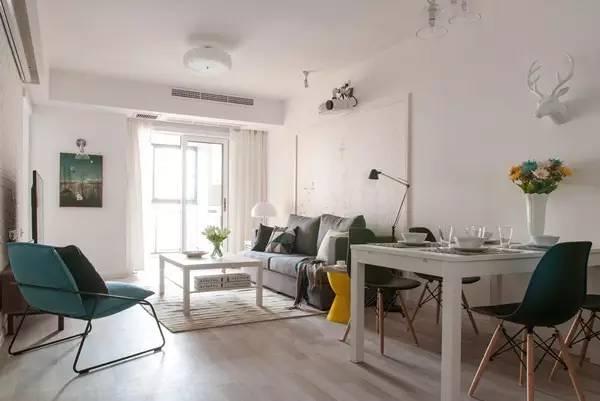 看完就爱上的几款简约家装,找寻简单生活的初心,颠覆你的家装观