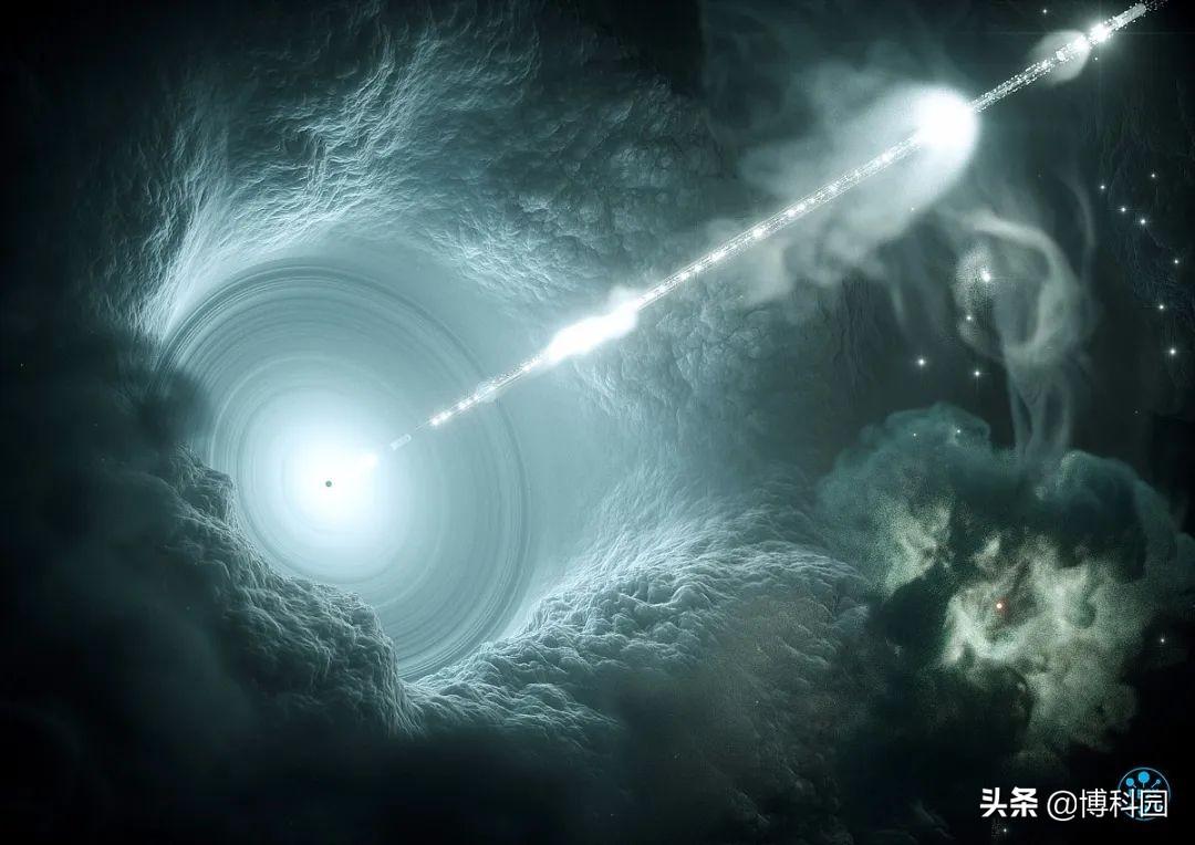 发现迄今最亮的高红移类星体,竟由15亿倍太阳质量的黑洞驱动