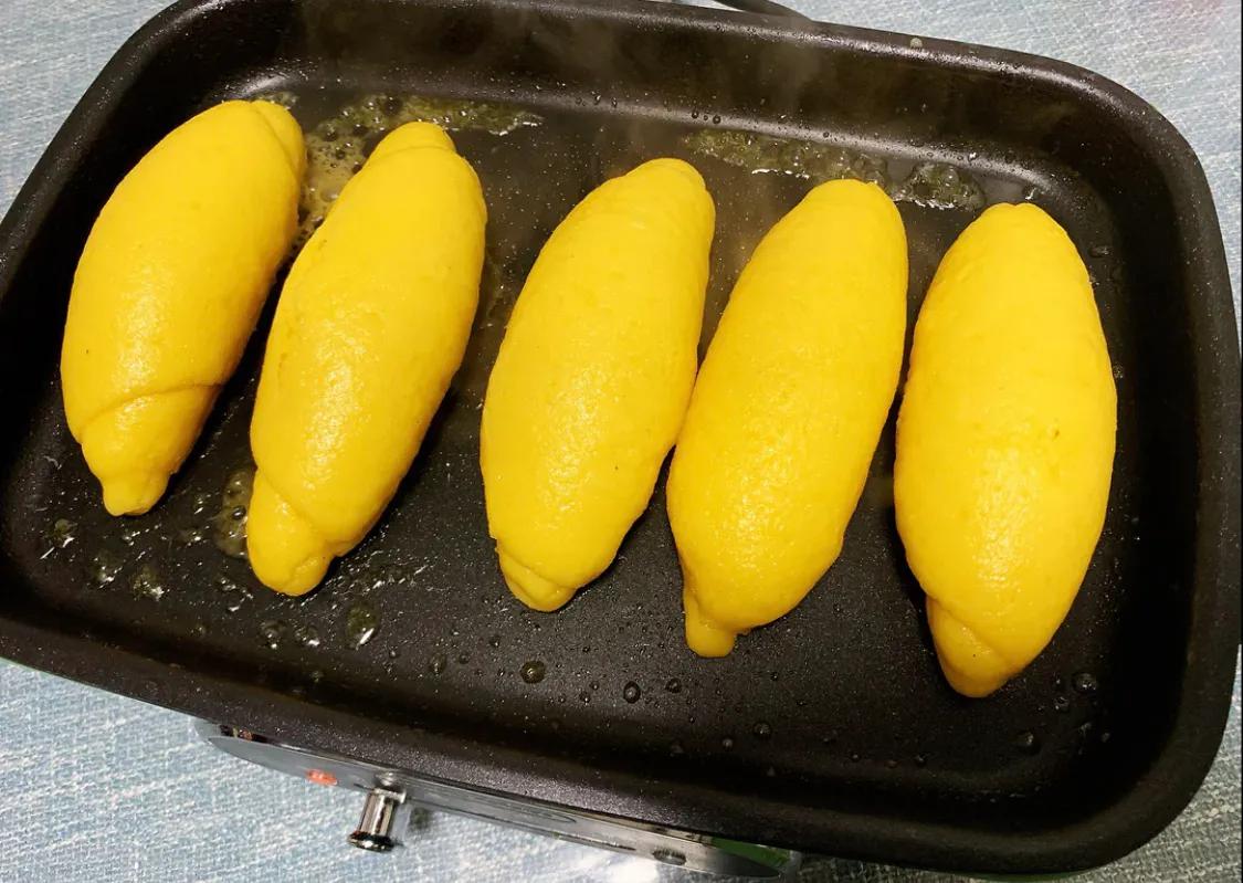超简单的玉米面棒棒 美食做法 第7张