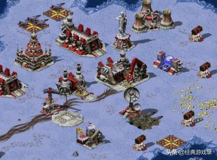 国外游戏大神耗时三年制作出《红警2》网页版