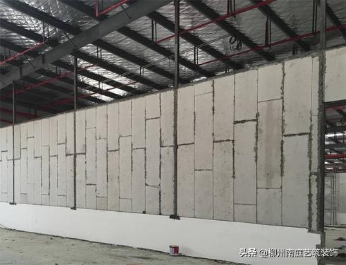 卫生间用轻质墙做隔断好吗?轻质墙都有哪些优点