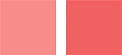 """给浅色、深色型人:看完用色对比,就知道穿粉色的""""杀伤力""""了"""