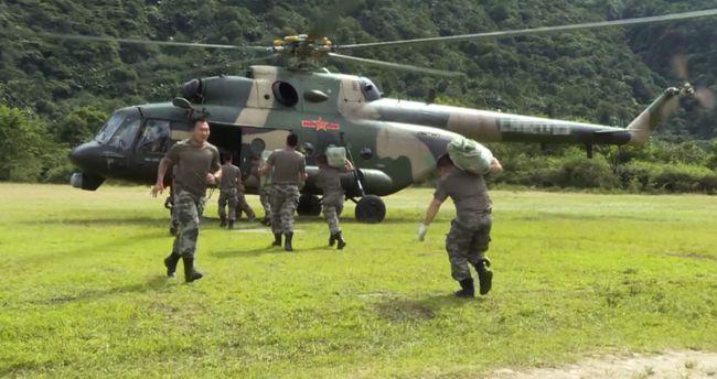 西藏墨脱边防哨所
